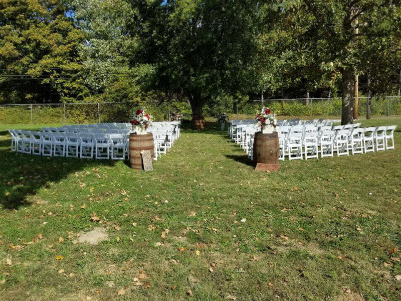 Fairgrounds Wedding